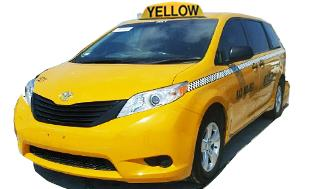Yellow Cab Taxi Honolulu